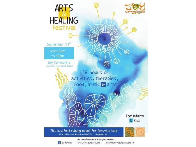 Photographer:NN | Art and Healing poster