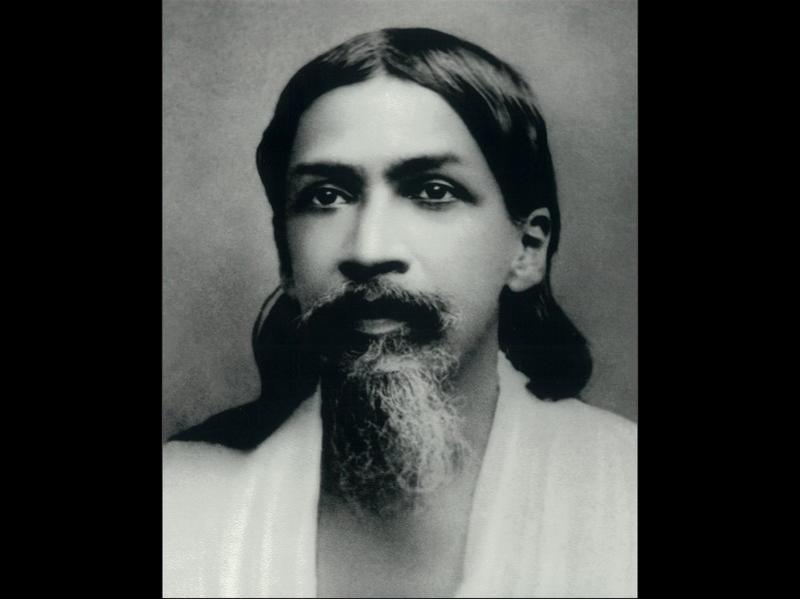 Photographer:Ashram Archives   Sri Aurobindo - 1920-1926