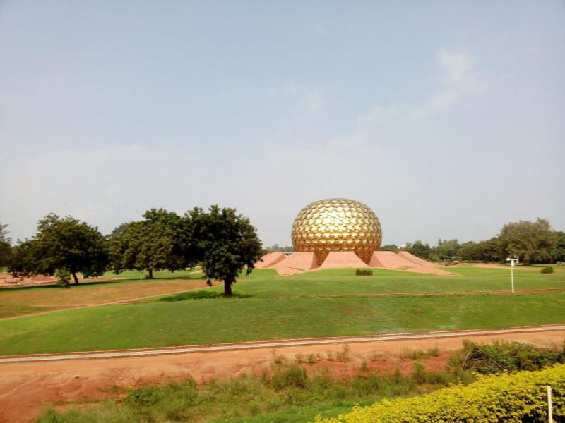 Photographer:Nd | Matrimandir