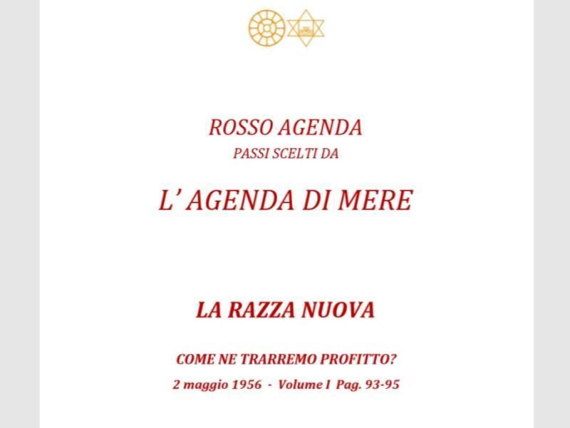 Photographer:Nd   Rosso Agenda book
