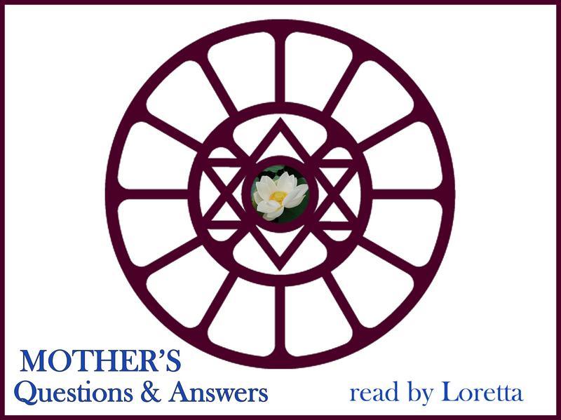 Photographer:Loretta | Sri Aurobindo's Symbol In Mother's Symbol