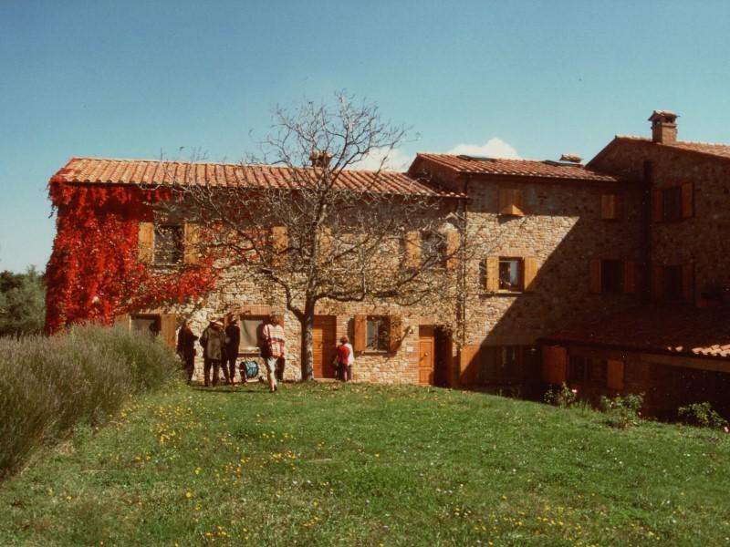 Photographer:Italian Community Archives   Poggio di Fuoco, (Hill of Fire), Centre of Creative Meditation