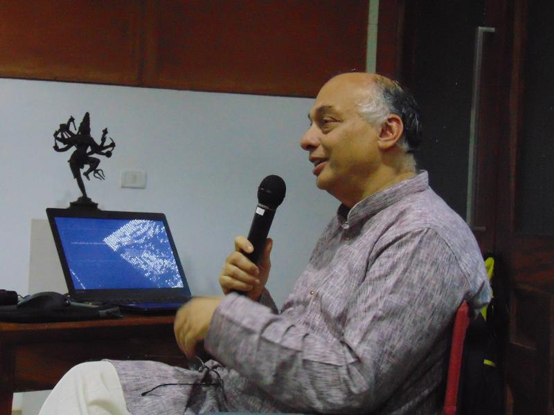 Photographer:Wobbli | Dr. Debashish Banerji