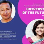 <b>A talk about the University of Future by S. Wangcuck and Gitanjali JB</b>