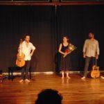 <b>Swing Me trio - Live concert at Cripa</b>