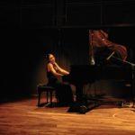 <b>Gloria Campaner's live pianoforte concert at Cripa</b>