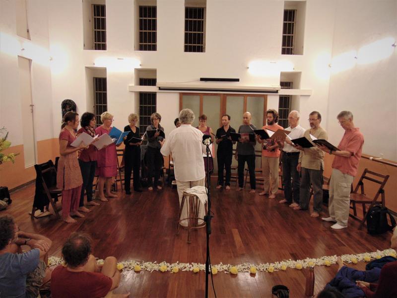 Photographer:Wobbli | The choir