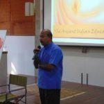 <b>Talk of Dr. Sampadananda Mishra on the vision of 'Vedic Gurukulams'</b>